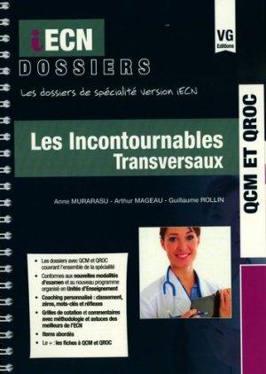Les incontournables transversaux - vernazobres grego - 9782818313091 -