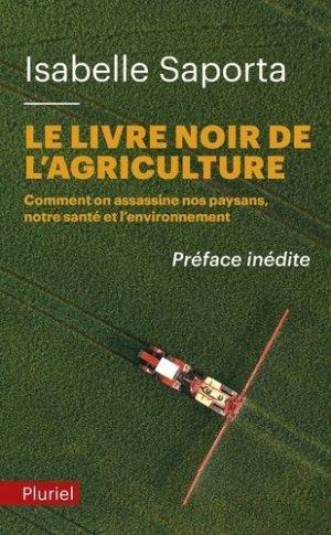 Le livre noir de l'agriculture - hachette - 9782818502242 -