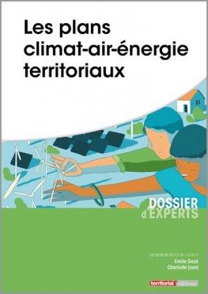 Les plans climat-air-énergie territoriaux - territorial - 9782818614600 -