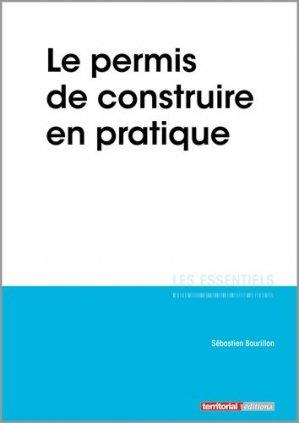 Le permis de construire en pratique - territorial - 9782818615065 -