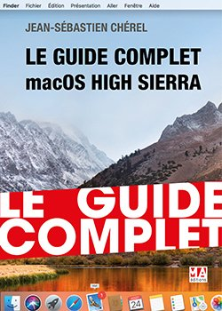 Le guide complet macOS High Sierra-micro application-9782822405317