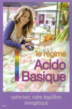 Le régime acido-basique - ideo - 9782824604121 -