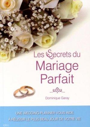Les secrets du mariage parfait - city - 9782824605371 -