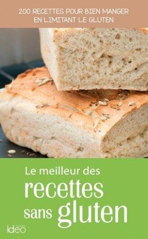 Le meilleur des recettes sans gluten - city - 9782824609966 -