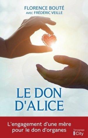 Le don d'Alice - city - 9782824615936 -