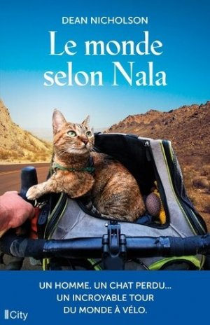 Le monde selon Nala - city - 9782824618043 -