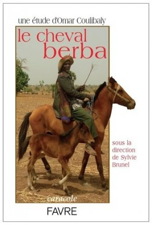 Le cheval berba - favre - 9782828914042 -