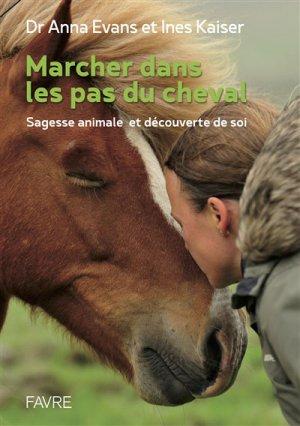 Le cheval thérapeute - favre - 9782828916183 -
