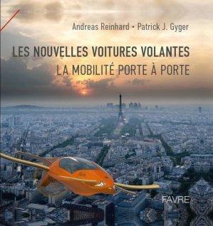 Les nouvelles voitures volantes - favre - 9782828917289 -