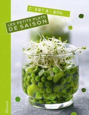 Les petits plats de saison - Minerva - 9782830711660 -