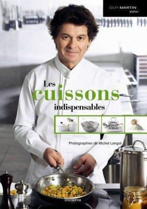 Les cuissons indispensables - Minerva - 9782830712223 -