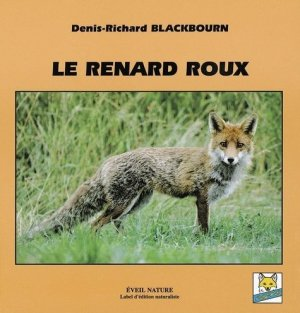 Le renard roux - eveil nature - 9782840000211 -