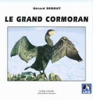 Le grand cormoran - eveil nature - 9782840000259 -