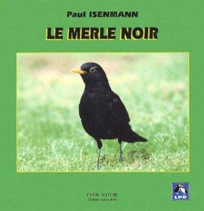Le merle noir - eveil nature - 9782840000280 -