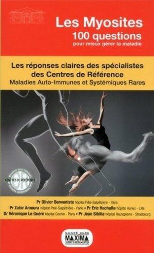 Les Myosites - maxima - 9782840018292 -