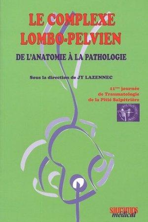 Le complexe lombo-pelvien - sauramps medical - 9782840234289 -