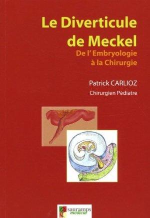 Le diverticule de Meckel - sauramps medical - 9782840235132 -
