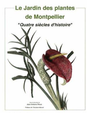 Le Jardin des plantes de Montpellier - sauramps medical - 9782840239321 -