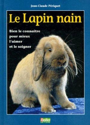 Le lapin nain - rustica - 9782840381815 -