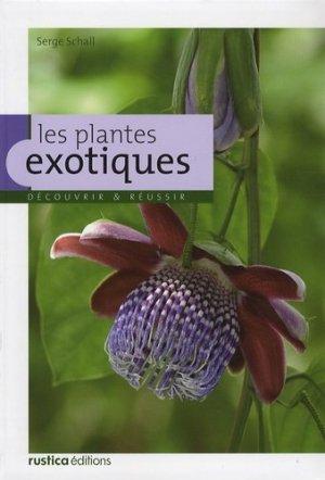 Les plantes exotiques - Rustica - 9782840387282 -