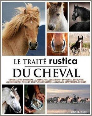 Le Traité Rustica du cheval - rustica - 9782840388357 -