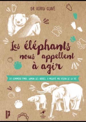 Les éléphants nous appellent à agir - le souffle d'or - 9782840586890 -