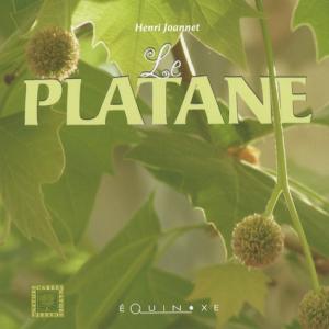 Le platane - equinoxe - 9782841355105