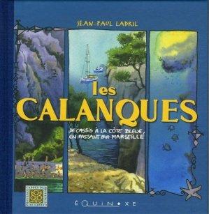 Les Calanques - equinoxe - 9782841355488 -