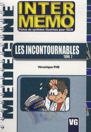 Les Incontournables Tome 2 - vernazobres grego - 9782841369195