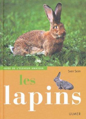 Les lapins - ulmer - 9782841382385 -