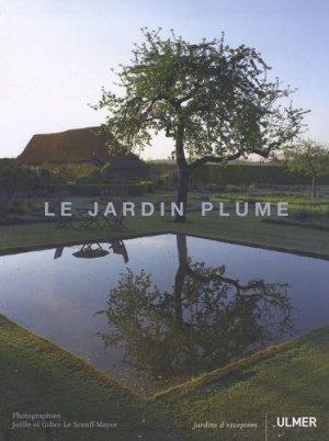 Le jardin Plume - Ulmer - 9782841383399 - mikbook ecn 2020, mikbook 2021, ecn mikbook 4ème édition, micbook ecn 5ème édition, mikbook feuilleter, mikbook consulter, livre ecn