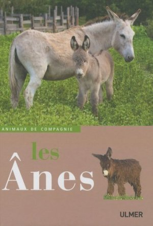 Les Ânes - ulmer - 9782841384235 -