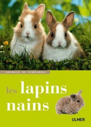 Les lapins nains - ulmer - 9782841384242 -