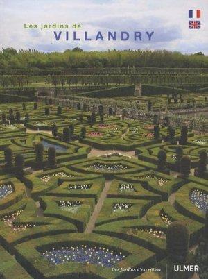 Les jardins de Villandry - ulmer - 9782841384778 - https://fr.calameo.com/read/000015856c4be971dc1b8