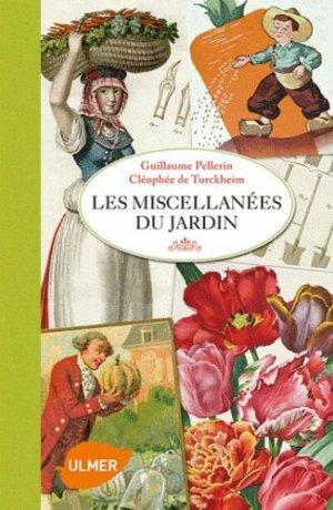 Les miscellanées du jardin - ulmer - 9782841385423 -