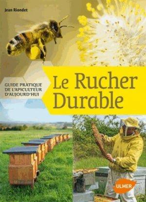 Le rucher durable - ulmer - 9782841385447 -