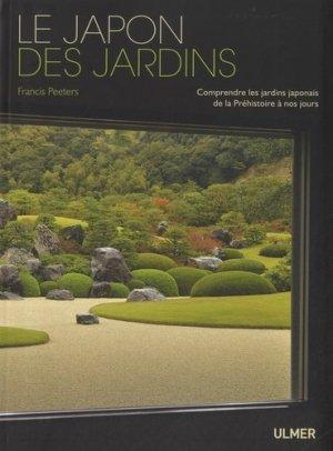 Le Japon des jardins - ulmer - 9782841385713 -