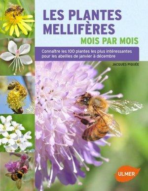 Les plantes mellifères mois par mois - ulmer - 9782841387052