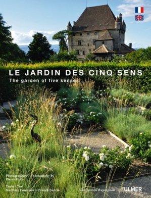 Le jardin des 5 sens - ulmer - 9782841387328 -