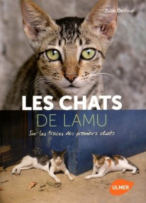 Les chats de Lamu - ulmer - 9782841387502 -
