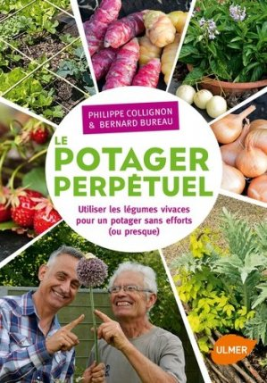 Le potager perpétuel - ulmer - 9782841388349