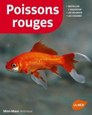 Les poissons rouges - ulmer - 9782841388967 -