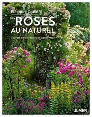 Les roses au naturel - ulmer - 9782841389056 -