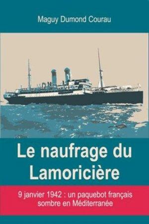 Le naufrage du Lamoricière - ancre de marine - 9782841412365 -