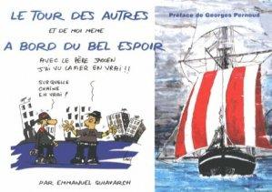Le tour des autres et de moi-même à bord du Bel Espoir - ancre de marine - 9782841412747 -