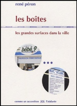 Les boîtes - L'Atalante Editions - 9782841722914 -