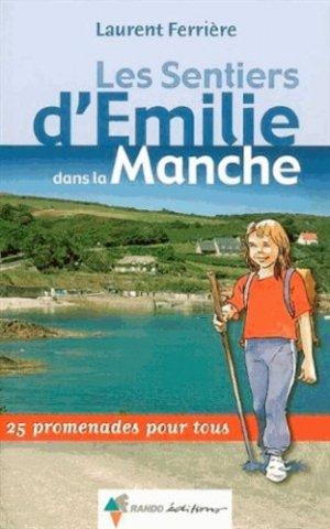 Les sentiers d'Émilie dans la Manche - rando - 9782841822812 -
