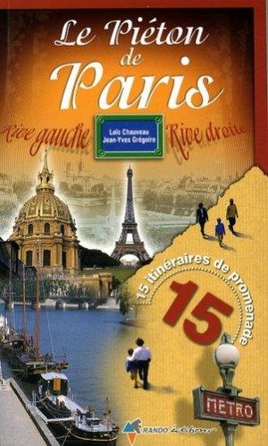 Le Piéton de Paris - rando - 9782841823499 -