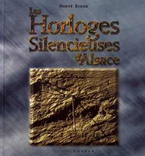 Les horloges silencieuses d'Alsace - Coprur - 9782842080259 -