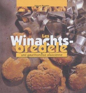 Les Winachtsbredele. Une gourmandise alsacienne - Coprur - 9782842080891 -